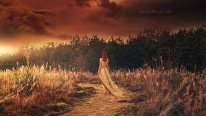 The shining Path by Ellysiumn