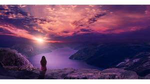 Waiting for Twilight by Ellysiumn