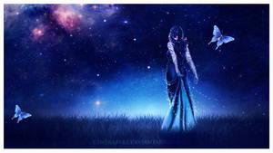 Butterfly Goddess by Ellysiumn