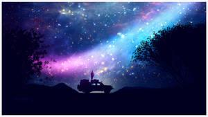 Night lights by Ellysiumn