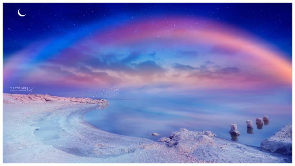 Rainbow Time by Ellysiumn
