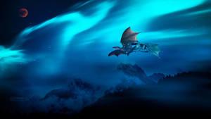 Flying together by Ellysiumn