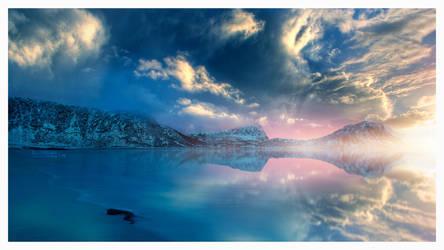 Natural wonder by Ellysiumn
