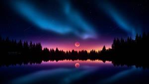 Colorful night by Ellysiumn