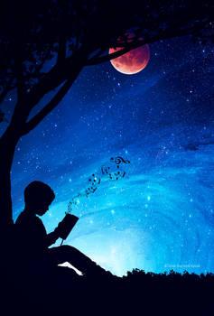 Enchanting melody by Ellysiumn