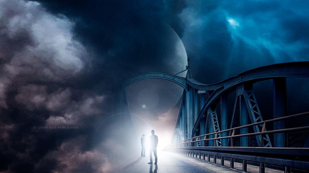 The bridge of destiny by Ellysiumn