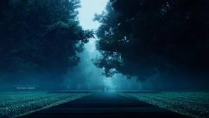 The foggy spirits by Ellysiumn