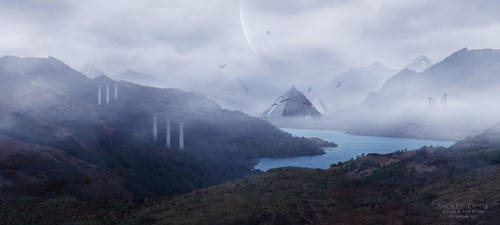 Sacred Land by Ellysiumn