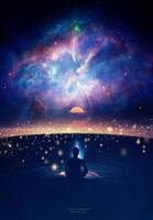 Cosmic vision by Ellysiumn