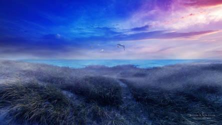Gentle breeze by Ellysiumn