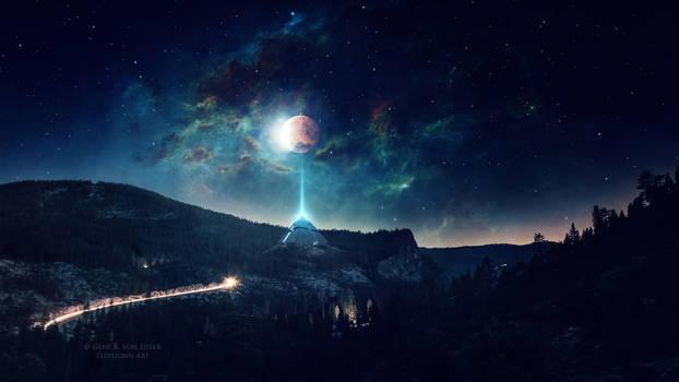 Cosmic signs by Ellysiumn