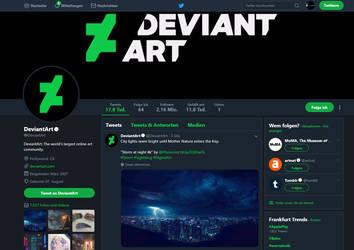 Featured by DA Twitter by Ellysiumn