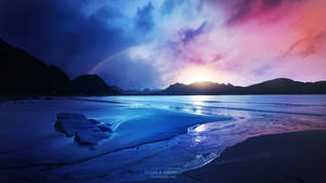 The Rainbow of Estelle by Ellysiumn