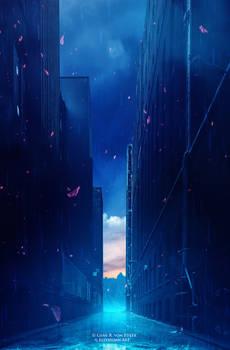 Deep blue by Ellysiumn