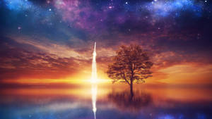 Towards the stars by Ellysiumn