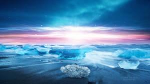 Dream of Ice by Ellysiumn