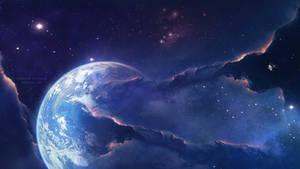 Cosmic transformation by Ellysiumn