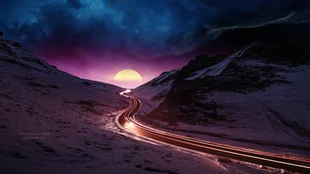 Way to eternity by Ellysiumn