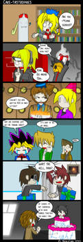 Anime Birthdays by DukeStewart