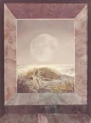 White Moon by amylynne99