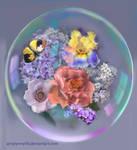 Flower Bubble by amylynne99