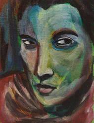 Dee's Eyes by DougBaltz