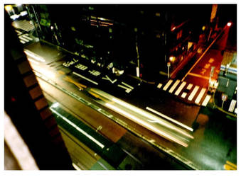Tokyo night by anotherview