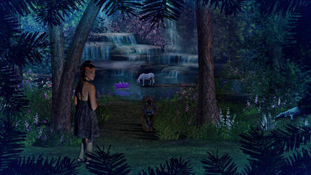 Jungle Princess by suedseeengel