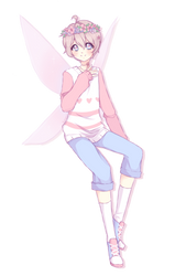 Shouta, the flower fairy prince by Yumemin