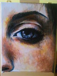 eye by alicewkrainieczarow