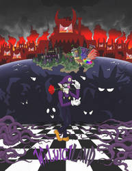 Waluigi Land Poster Trailer by TheAnimationGod