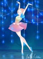 Pearl's dance by KameChann