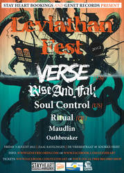 Leviathan Fest  2012 by feastghost