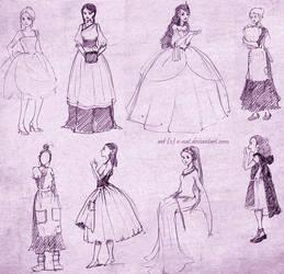 Fashion- Fairy Tale Edition by e-nat