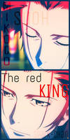 The red king by SparkOfShadows