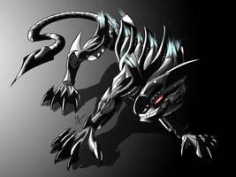 A Creature of Nightmares by BuzzTheWolf