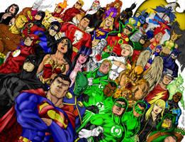 DC by BuzzTheWolf