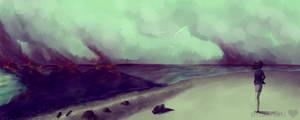 beautiful scenery? by MissJuli