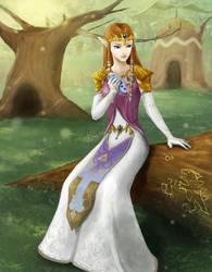 Zelda by furafura