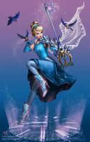 Stroke of Midnight - Cinderella by furafura