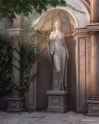 Eternal Flame by Epar3D