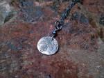 Artemisia annua - Sweet Annie Silver Pendant by QuintessentialArts