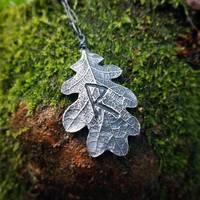Raido Oak by QuintessentialArts
