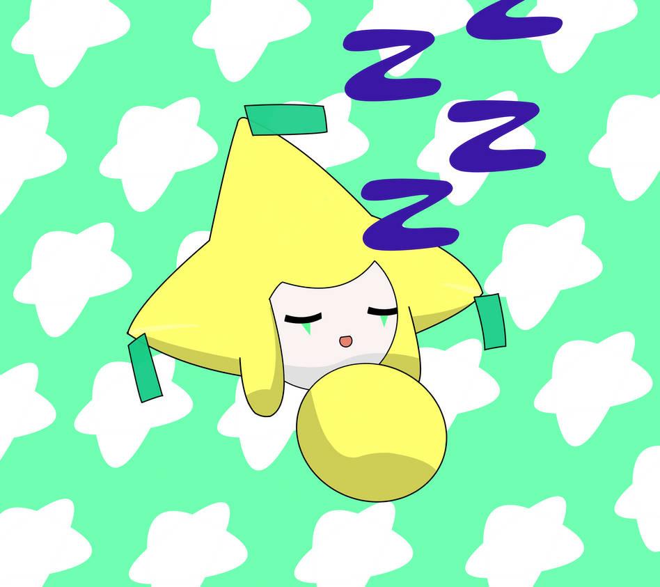 Jirachi The Sleeping Wish Pokemon By Shadowlordapprentice On Deviantart