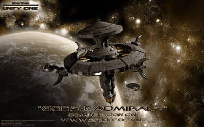 Spacekomplex Unity One by Joran-Belar