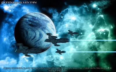 Defending Vey'Tan by Joran-Belar