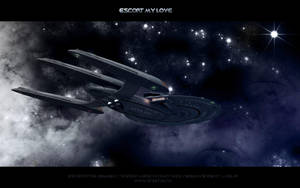 U.S.S. Escort - My love by Joran-Belar