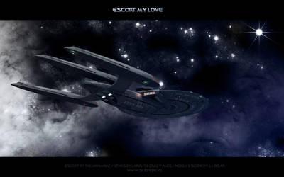 U.S.S. Escort - My love by Joran-Belar