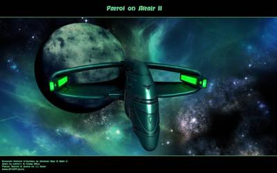 Patrol on Altair II by Joran-Belar