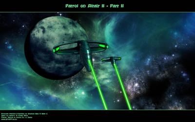 Patrol on Altair II - 2 by Joran-Belar